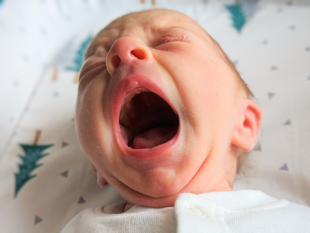 Things to Know About Newborn Babies: Crying