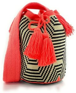 What to Pack in Your Diaper Bag: Colombian Wayuu Bag
