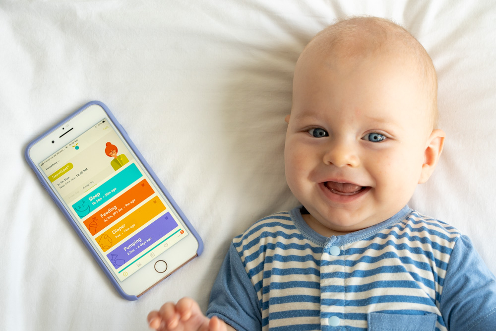 Huckleberry Review: The Best Baby Tracking App